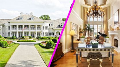 REVEALED: The Magnificent Homes Of Country Stars