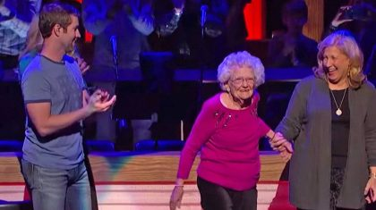 98-Year-Old Grandma's Surprise Opry Appearance Will Make Your JAW DROP