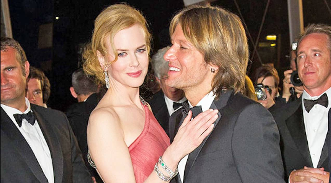 Keith Urban Shares A Throwback Photo To Celebrate His 10th: Keith Urban Reveals Wedding Anniversary Plans Were Ruined