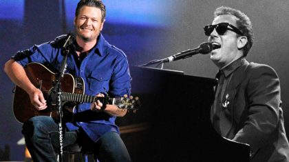 Blake Shelton SHOCKS Fans With Iconic Billy Joel Cover