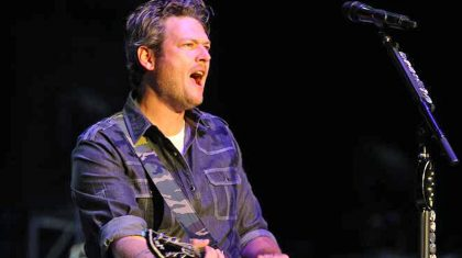 Blake Shelton Gives 'The Pina Colada Song' A Dazzling Country Twist