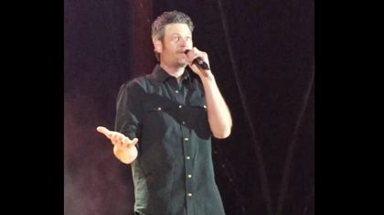 Blake Shelton's BIG Surprise During Concert Left Everyone SCREAMING