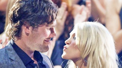 7 Times Carrie Underwood & Mike Fisher Were Too Cute To Handle