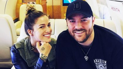Cassadee Pope Comes Clean About Rumors She's Dating Chris Young