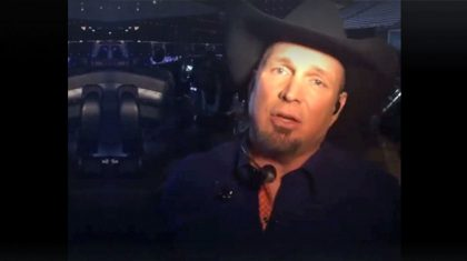 Garth Brooks Breaks Silence On Police Shootings – I'm In Tears!