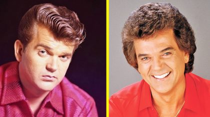 A Photographic Timeline Of Conway Twitty's Fashion Evolution