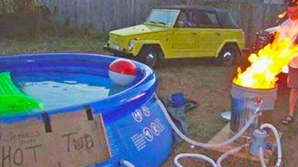 Top 18 Brilliant Redneck Inventions You'll Race To Patent Yourself