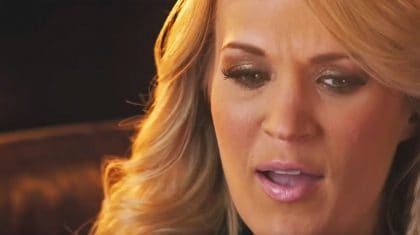 Carrie Underwood Relives The Scalding Pain Of Being Bullied