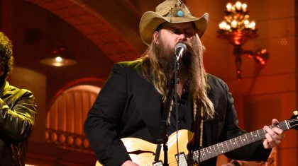 Chris Stapleton Gives CMA Fest The Performance They've Been DYING For!