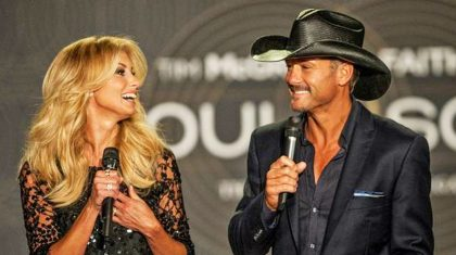 Faith Hill Responds To Tim's Leggy Picture With Perfect Comeback