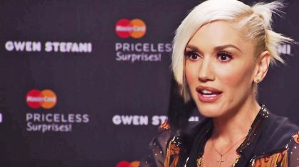 Gwen Stefani Claims 'Voice' Manipulated Footage Of Her & Blake