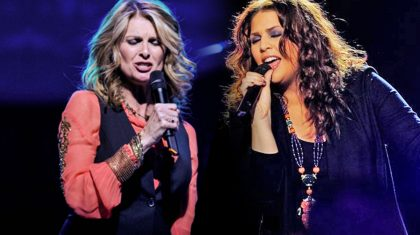 Linda Davis & Her Baby Girl Unleash Gospel Hit That Will Bring Y'all To Your Knees