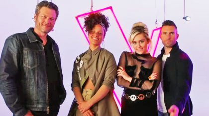 SPOILER ALERT: Blake Shelton's 'Voice' Team Might Not Win