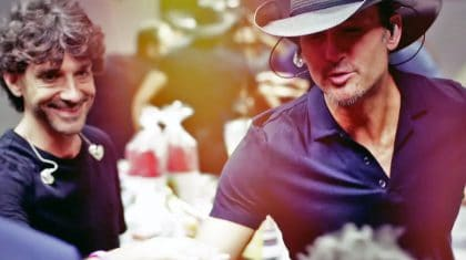 Tim McGraw Unleashes Video For Hot New Single