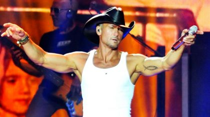 Faith Hill's Sexy Snapshot Of Ripped Hubby Will Leave You Drooling