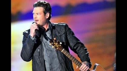 Blake Shelton Reveals His Worst Onstage Moment
