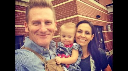 Rory Feek Opens Up About Raising A Daughter With Down Syndrome
