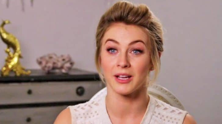 Julianne Hough Issues Heartbreaking Confession: 'I Was Killing Myself' To Stay Thin | Country Music Nation