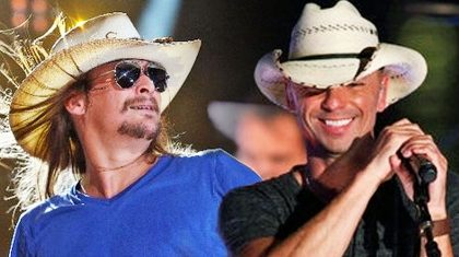 Kenny Chesney & Kid Rock Send Crowd Into Frenzy With 'You Never Even Called Me By My Name'
