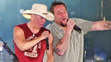 Kenny Chesney & Uncle Kracker Show Off Their Inner Outlaw With Rowdy David Allan Coe Cover