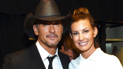 Tim McGraw's Daughter Maggie Is Practically Wife Faith Hill's Twin