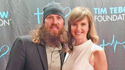 Missy Robertson Astonished By What Her Husband Just Did