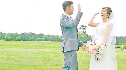 Scotty McCreery Surprises Fans With Wedding Video