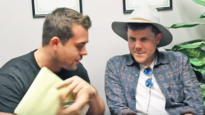 'Idol' Winner Trent Harmon Painfully Sits Through Worst Interview Ever