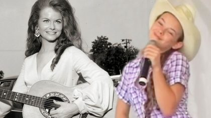 """12-Year-Old Turns On The Sass For Impressive """"Harper Valley PTA"""" Cover"""