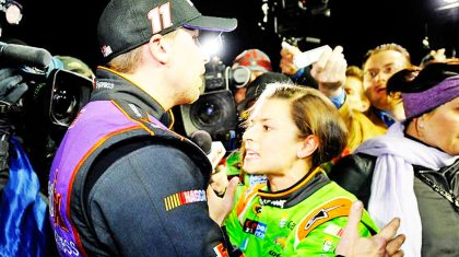Furious Danica Patrick Unleashes After Track Incident