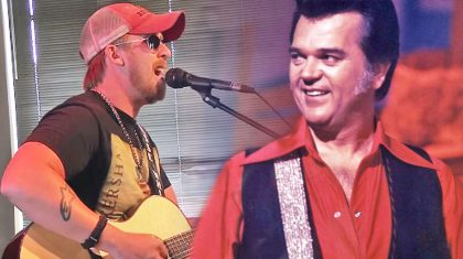 Keith Whitley's Son Pays Tribute To Conway Twitty With Riveting Performance