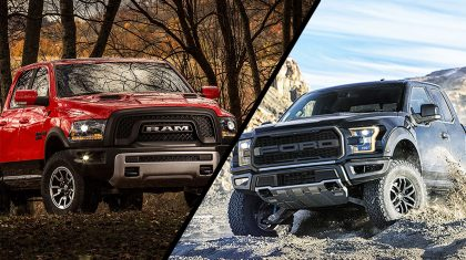 Warning: Ford Owners Beware! Dodge Just Released An Off-Roading Monster That'll Give You Nightmares!