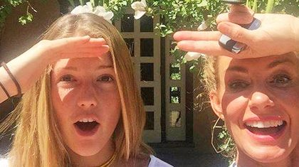Faith Hill Just Dropped Her Daughter Off At College, And She Couldn't Control Her Tears