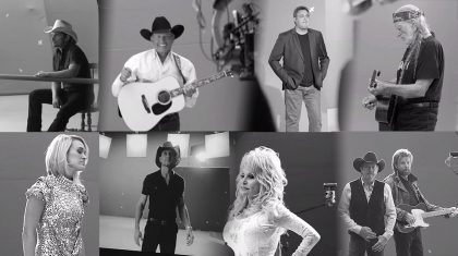 'Forever Country' Music Video Might Be The Most Epic Mash Up Ever