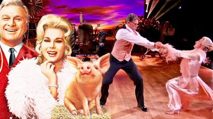 Famous Texan Quicksteps To 'Green Acres' Theme On 'Dancing With The Stars'