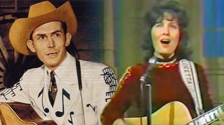 "Loretta Lynn Honors Hank Williams With Brilliant ""Your Cheatin' Heart"" Cover 