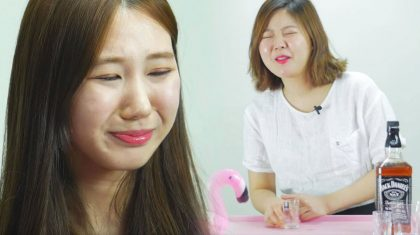 Koreans Try Whiskey For First Time In Hysterical Video