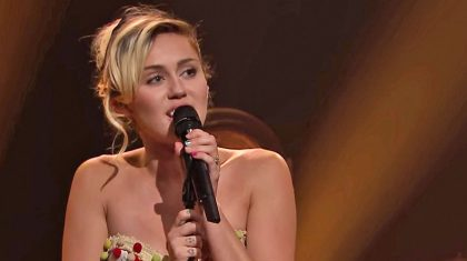 Miley Cyrus Will Blow You Away With Her Delightful Cover Of Bob Dylan's 'Baby, I'm In The Mood For You'