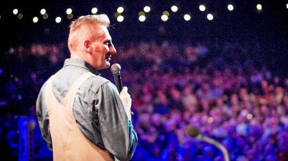 Rory Feek Makes Emotional Return To The Opry For The First Time Without Joey