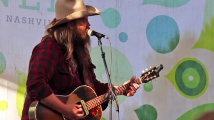 """Chris Stapleton Performs Unreleased Song That """"You Should Probably"""" Hear Immediately"""