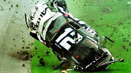 7 Of The Craziest NASCAR Crashes