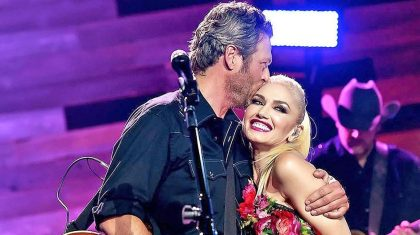 "After A Year With Blake, Gwen Stefani Says ""I'm Really Spoiled"""