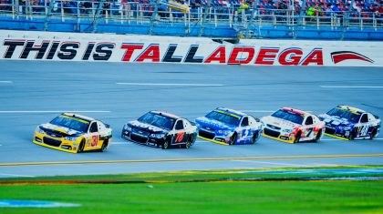 Did Talladega Just Kill Tailgating?