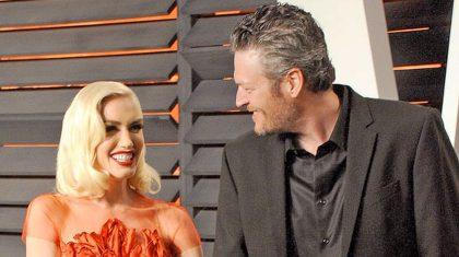 Blake Shelton Writes Loving Message To Gwen Stefani On Her Birthday