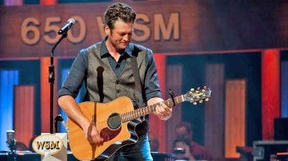 Blake Shelton's Top 5 Grand Ole Opry Moments