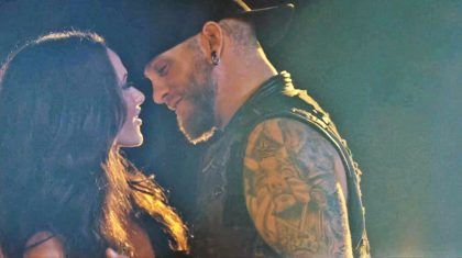 Brantley Gilbert's Wife Co-Stars In Sexy Video For New Single, 'The Weekend'