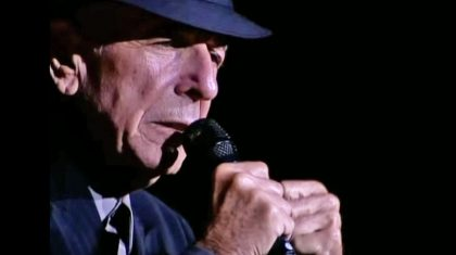 """Hallelujah"" Singer Leonard Cohen Hearbreakingly Admits ""I Am Ready To Die"" In Intimate Interview"