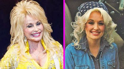A Photographic Timeline Of Dolly Parton's 7 Most Glamorous Outfits