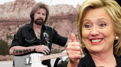 Ronnie Dunn Blasts Clinton Foundation In Heated Political Rant