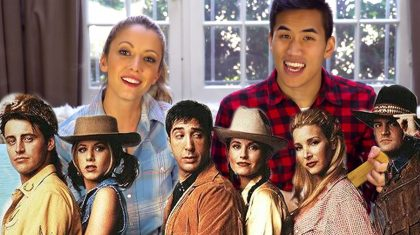 """Iconic """"Friends"""" Theme Song Gets Brilliant Country Twist Y'all Will Love"""